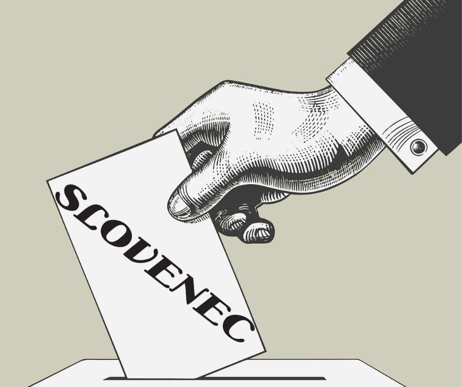 Slovenčevmer: Če bi jutri bile volitve bi 30 odstotkov ljudi volilo SDS, najbolj si želijo ukinitve korupcije