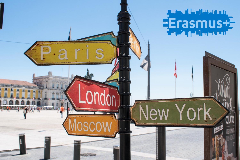Kaj morate vedeti, če ste na praksi ali šolanje preko aktivnosti Erasmus+ mobilnost