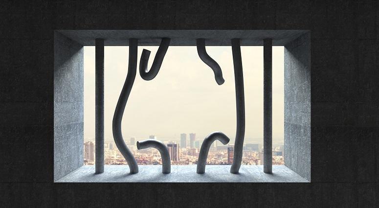 Šala dneva: Pobeg iz zapora
