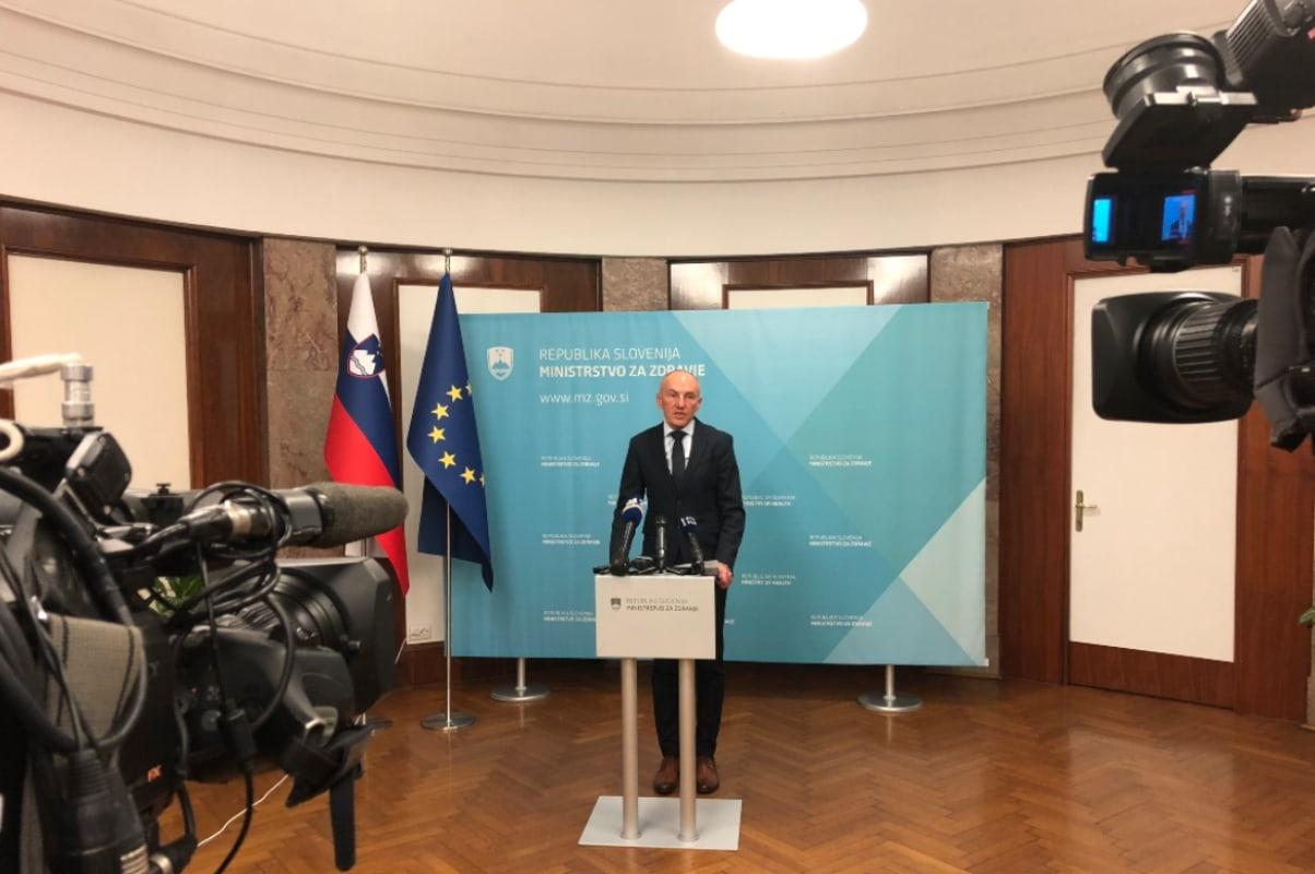 Šabeder odgovornost za varnost v Sloveniji prelaga na Italijo
