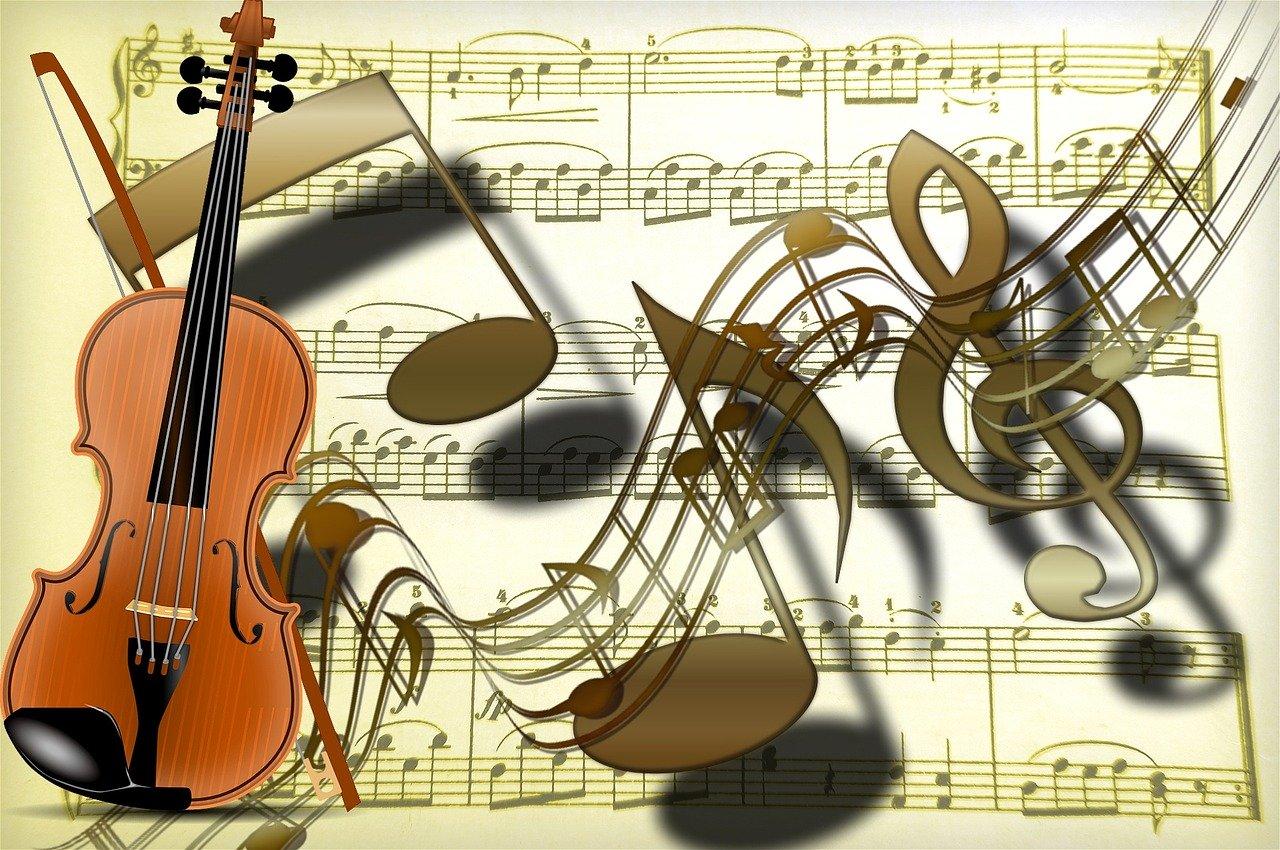 Šala dneva: Violina