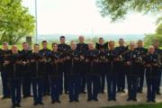 Ameriški vojaki zapeli Lipa zelenela je