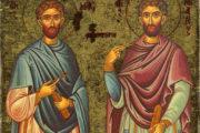 Svetnik dneva: Sveti Hilarij in Tacijan