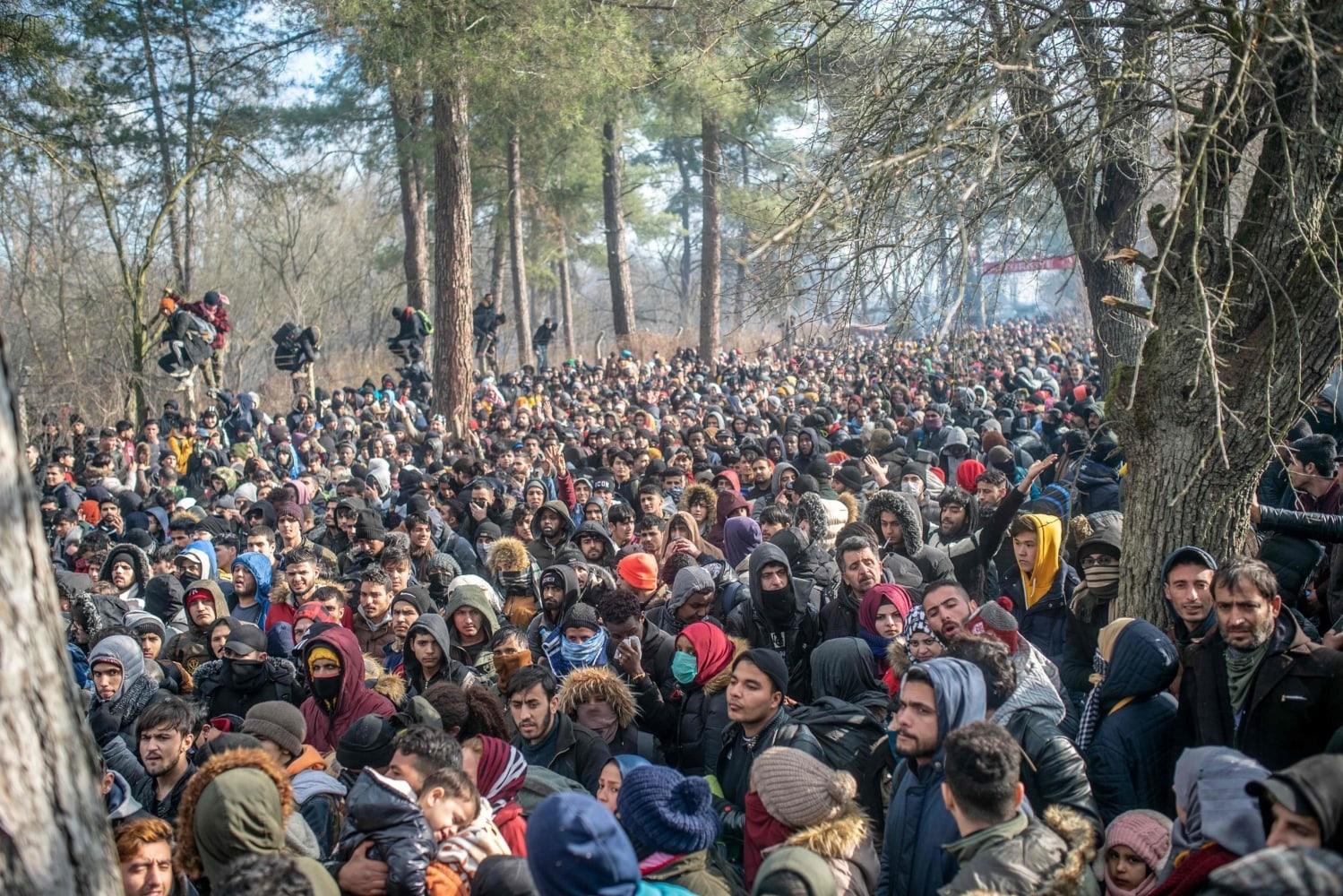 Erdogan je odprl meje, nam grozi še migrantska kriza?
