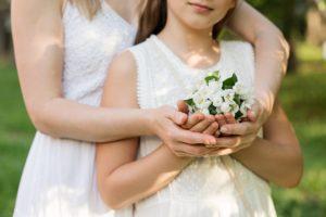 Krst otrok in starševska odgovornost za rast Božjega življenja