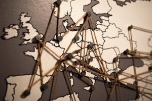 Evropa z Blockchain tehnologijo v decentralizirano prihodnost