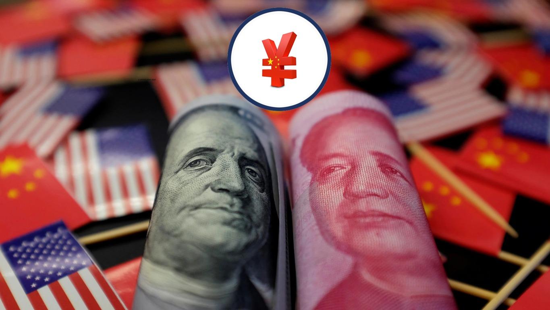 Digitalni juan: Kitajska želi razbiti hegemonijo ameriškega dolarja