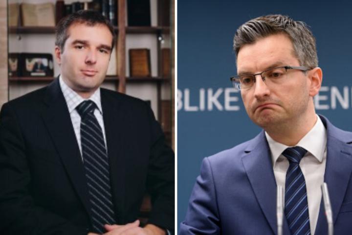 Odvetnik Boštjan Verstovšek bo ovadil tudi Marjana Šarca