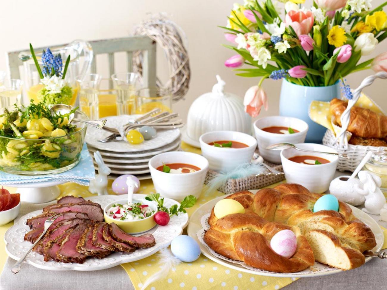 Iz domače kuhinje: Tipična velikonočna pojedina