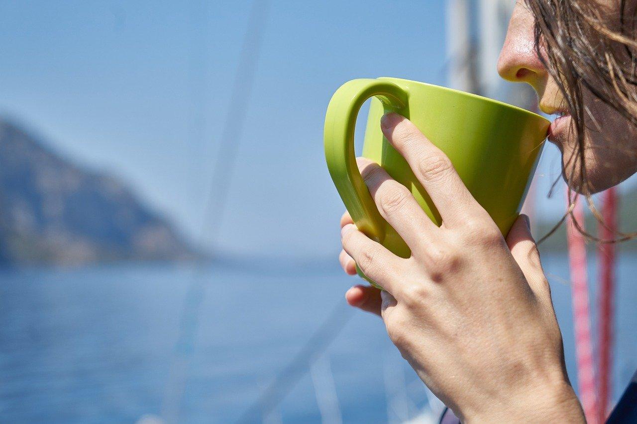 Zeleni čaj in njegovi učinki