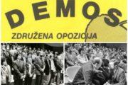 Janez Podobnik: Z novo vlado je zopet zadišalo po DEMOSU