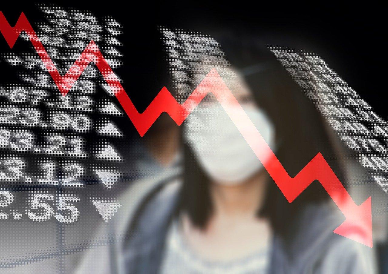 Neuspešna politika centralne banke je povzročila gospodarski zlom