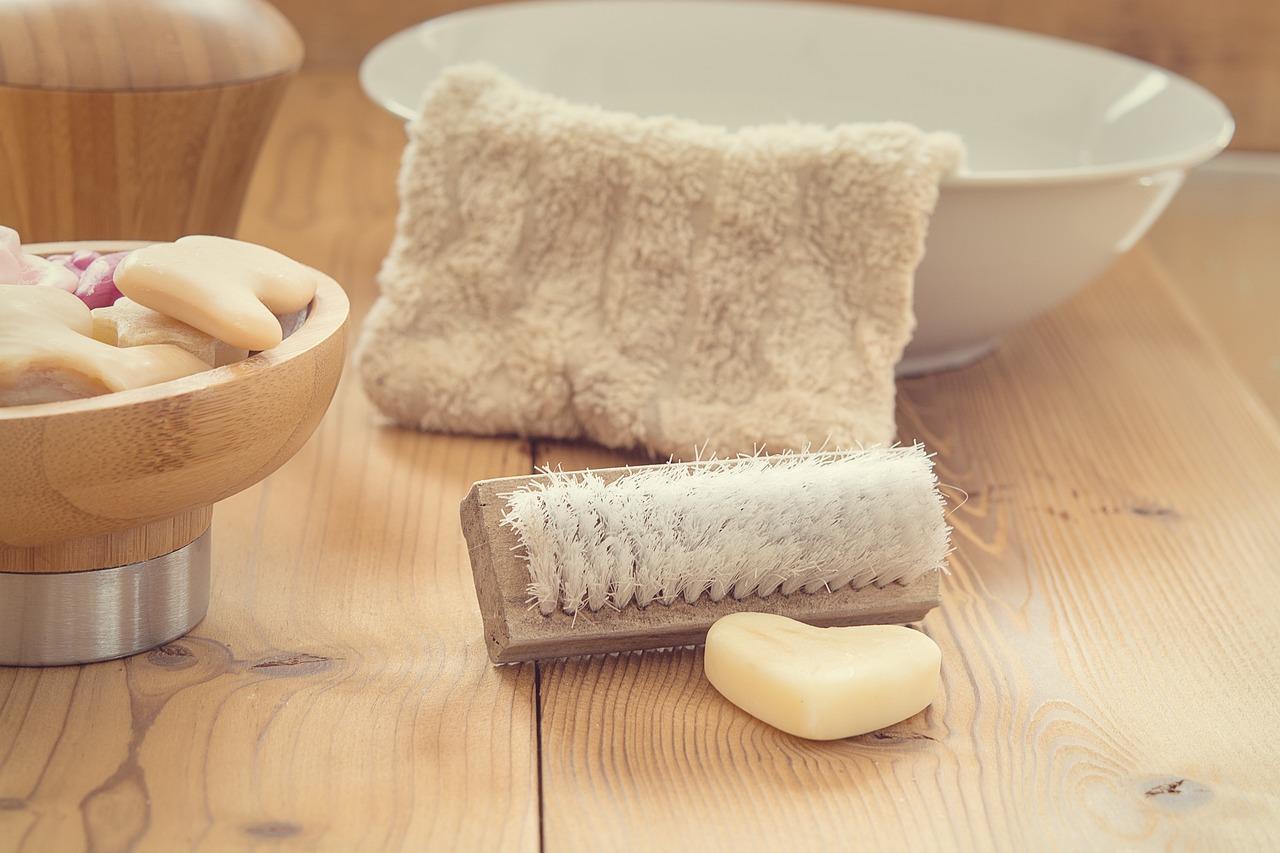 Suho ščetkanje kože za boljše življenje