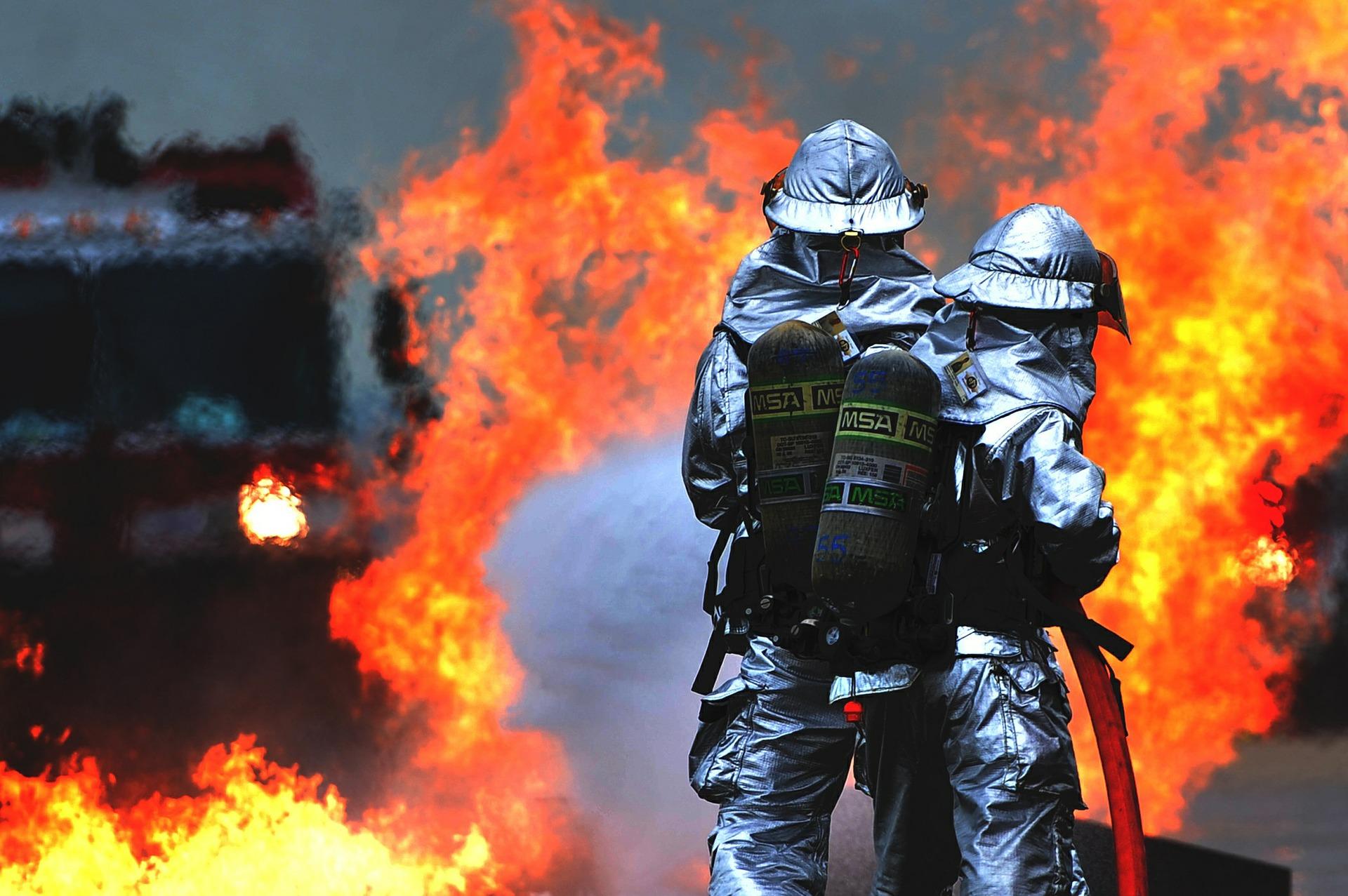 Četrti maj: mednarodni dan gasilcev v spomin na vse preminule gasilce