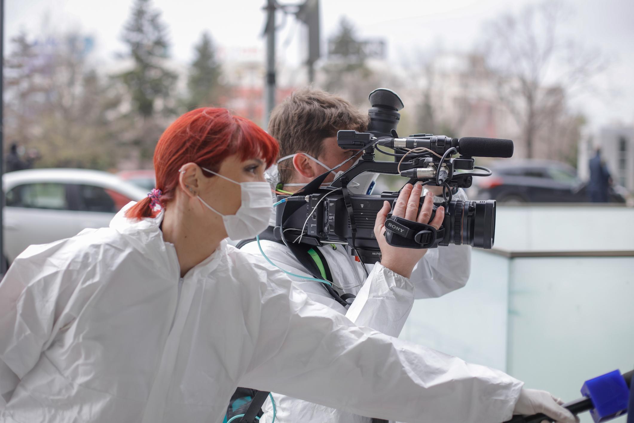 Na RTV-ju najvišje plače novinarjev