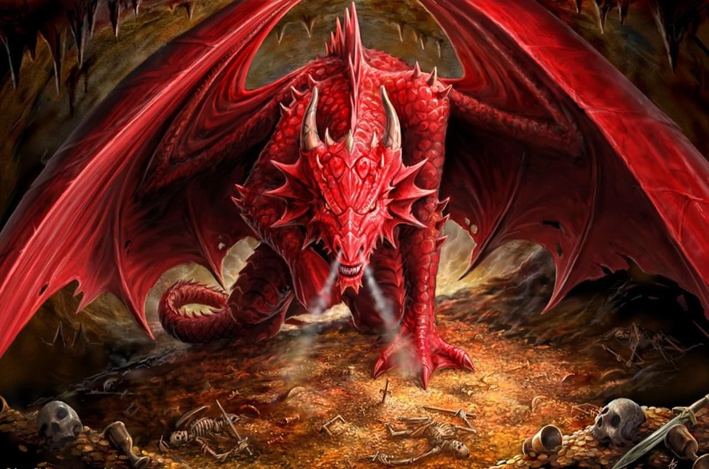 Vrnitev rdečega zmaja