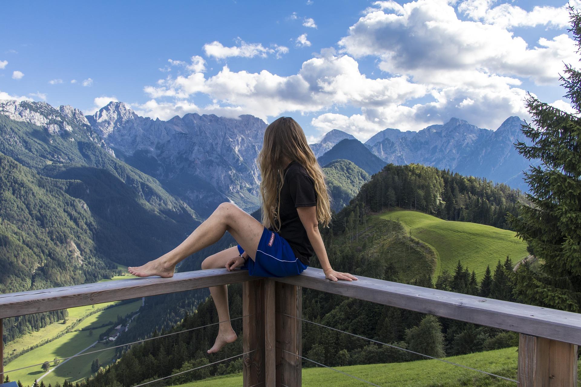 Za 200 evrov na dopust v slovenske gore