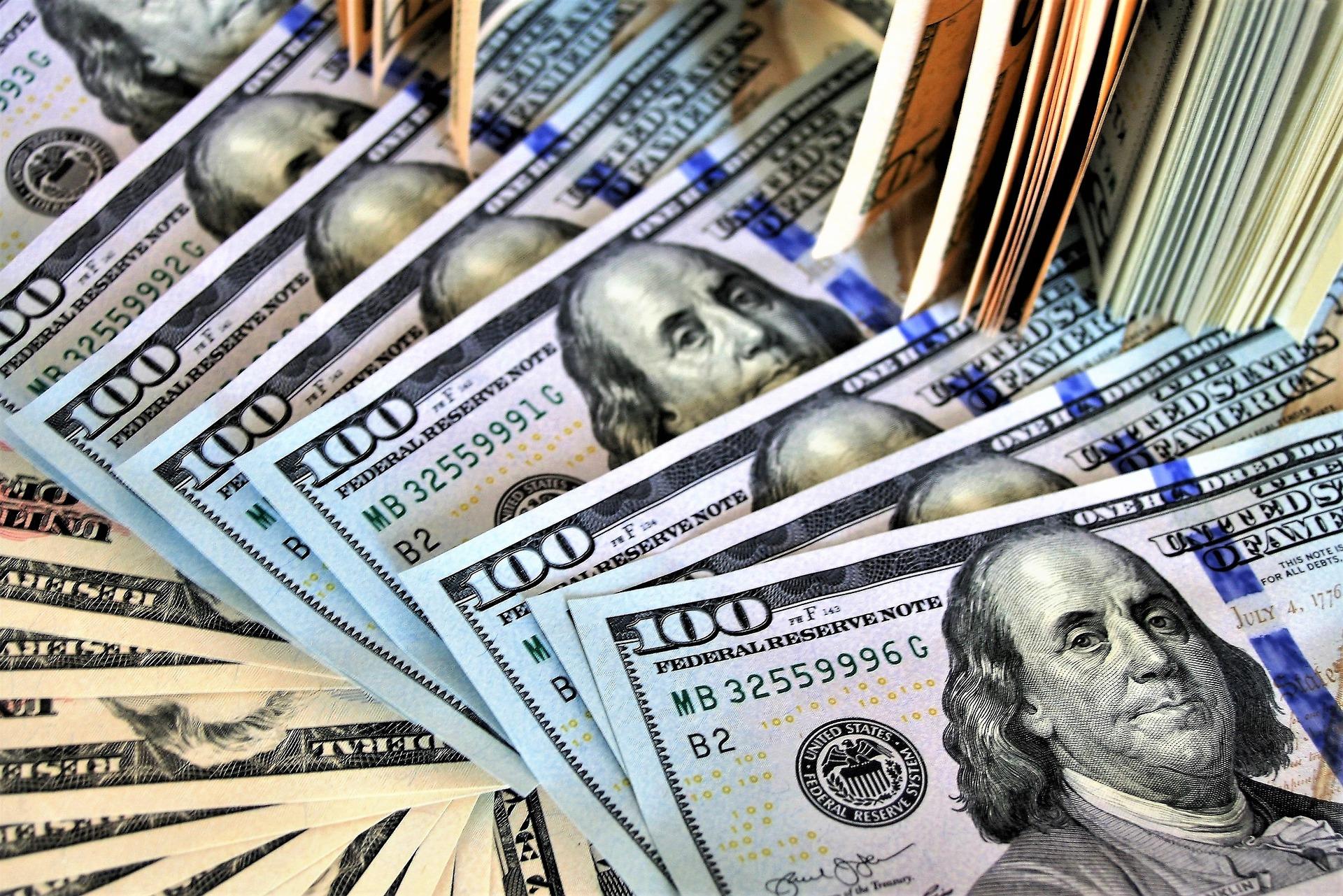 Kako Amerika ustvarja denar