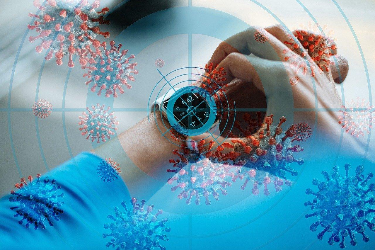 Aplikacije za zajezitev širjenja koronavirusa v Evropi