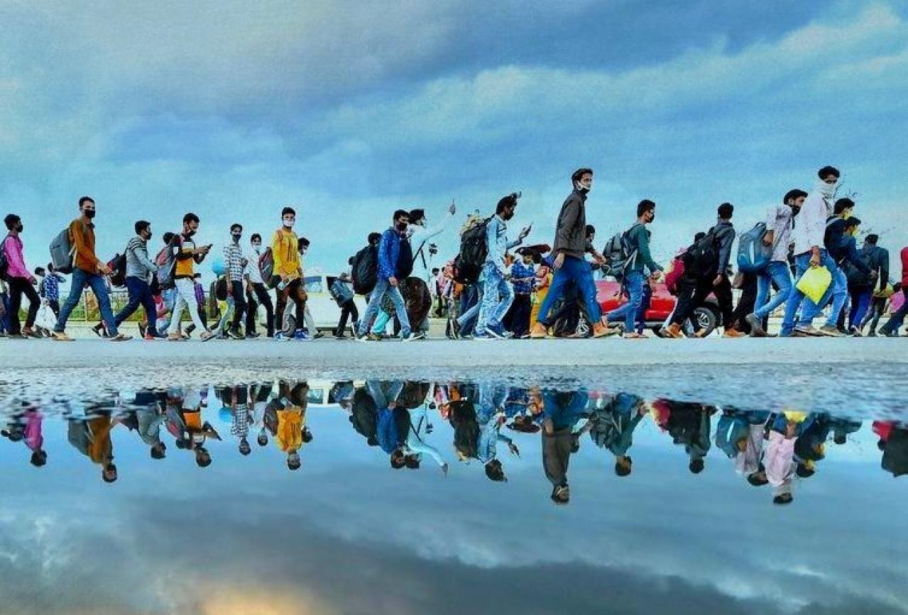 Begunci, migranti in Evropa v novi podobi