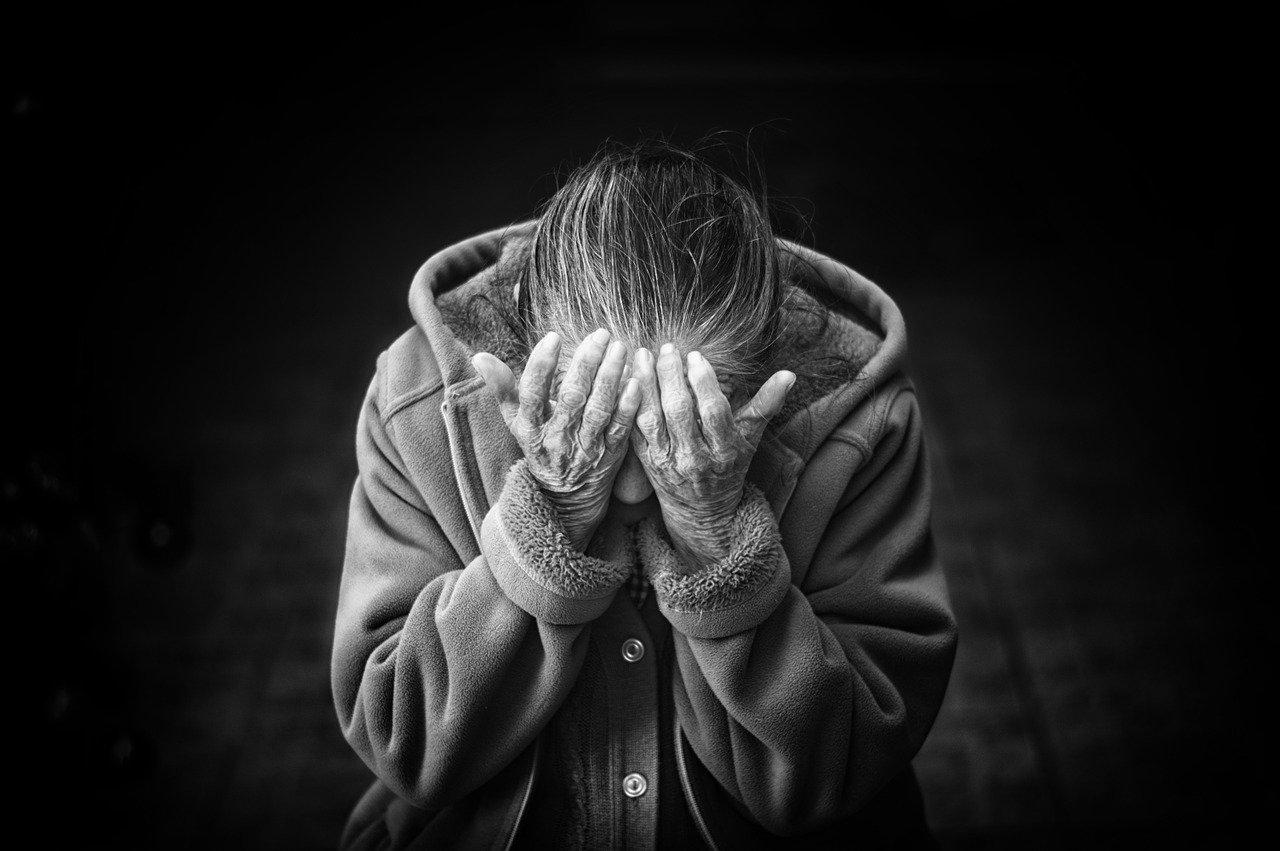 Strah, nemoč in sram
