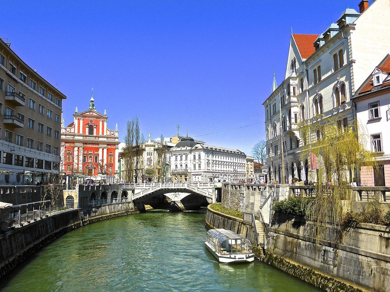Ljubljana – prijetna in poznana, a hkrati drugačna in zanimiva.