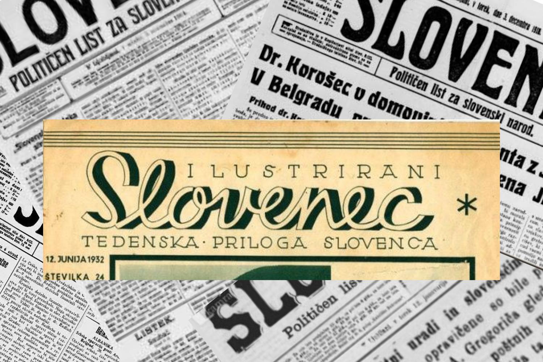 Pred 100 leti v Slovencu o nemirnih Italijanih, nesrečnem kopanju v vodi in napadih na vlake
