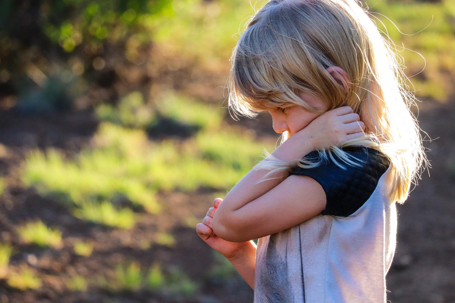 Kako veš, da si bil v otroštvu ranjen?