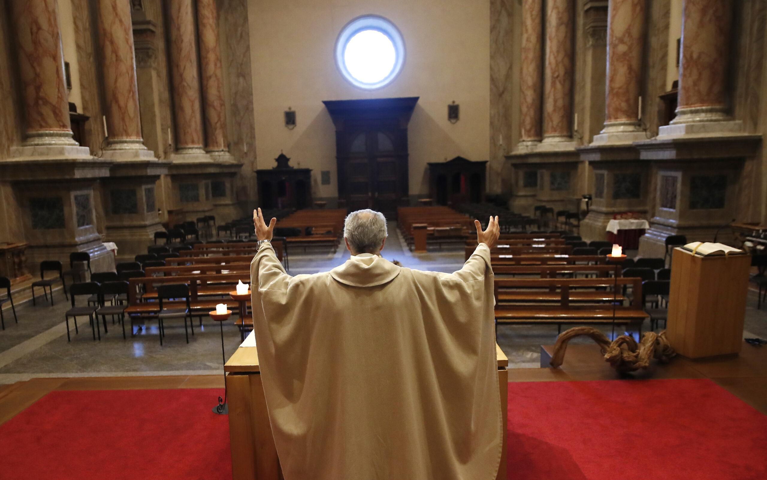 Ali slovenska Cerkev žrtvuje lastne vernike?