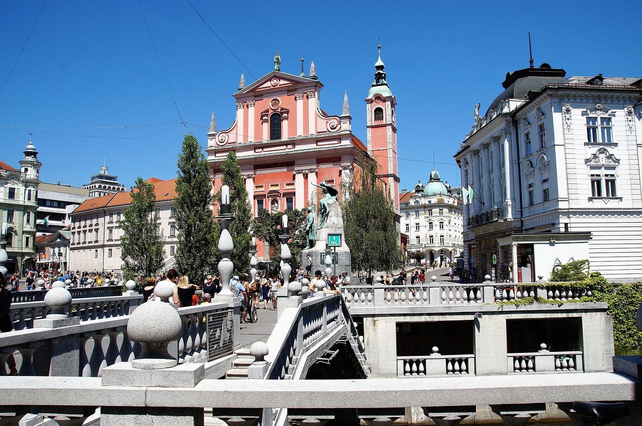 Cena dopusta bo v Ljubljani višja.