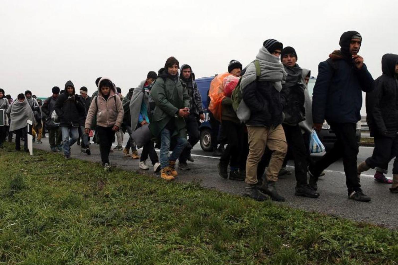 V zadnjem tednu je bilo vsaj 533 ilegalnih prehodov slovenske meje