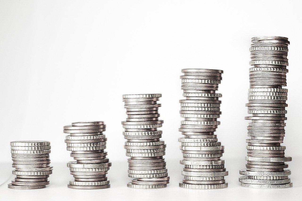 Srebro narašča – eden izmed načinov investiranja.