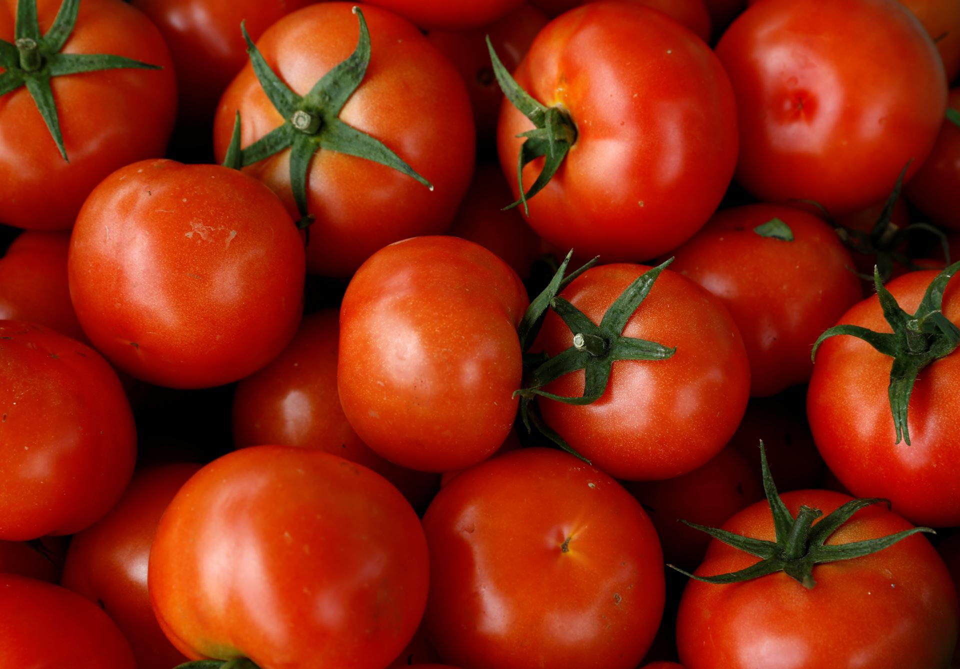 Iz domače kuhinje: Paradižnik je sestavina v mnogih jedeh.