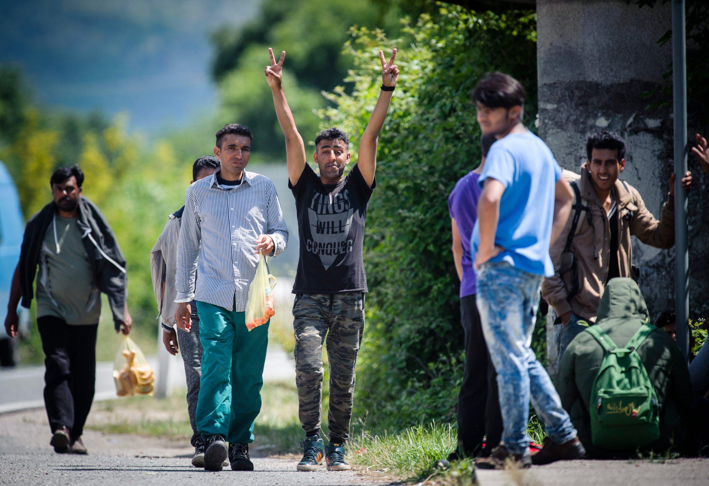 V Slovenski narodni zvezi pri SLS odločno za poostritev nadzora nad nezakonitimi prehodi južne meje s Hrvaško