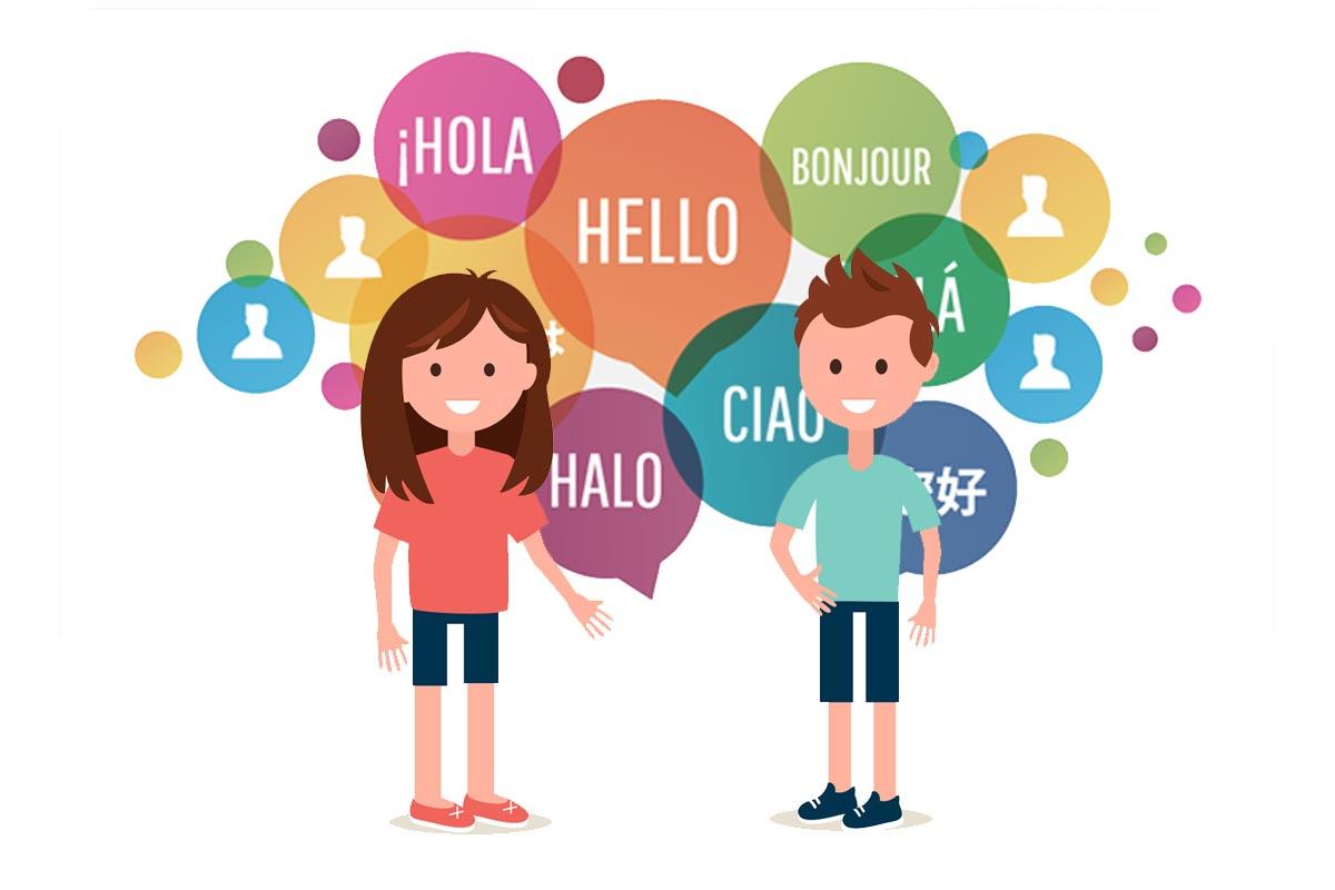 Učenje jezikov je področju Evrope še posebej pomembno.