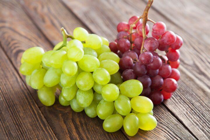 Iz domače kuhinje: Grozdje je lahko tudi kaj drugega kot samo vino