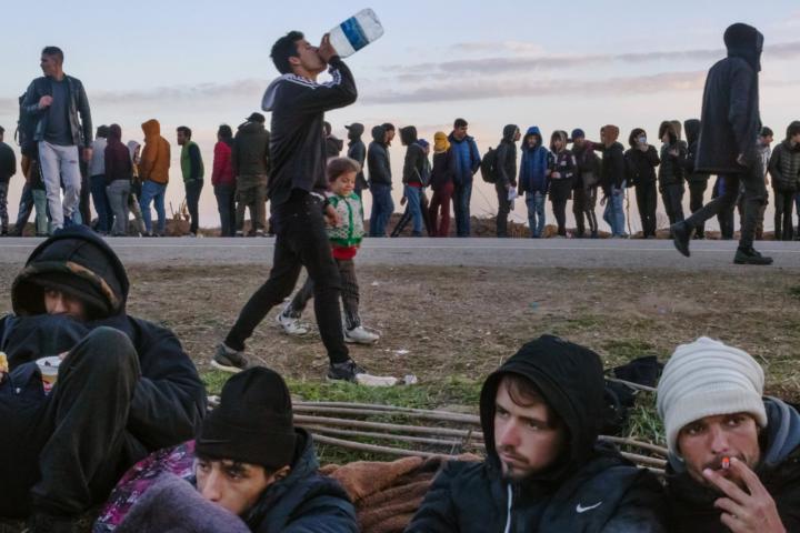 Migracijski evropski pakt o solidarnosti, a za koga?