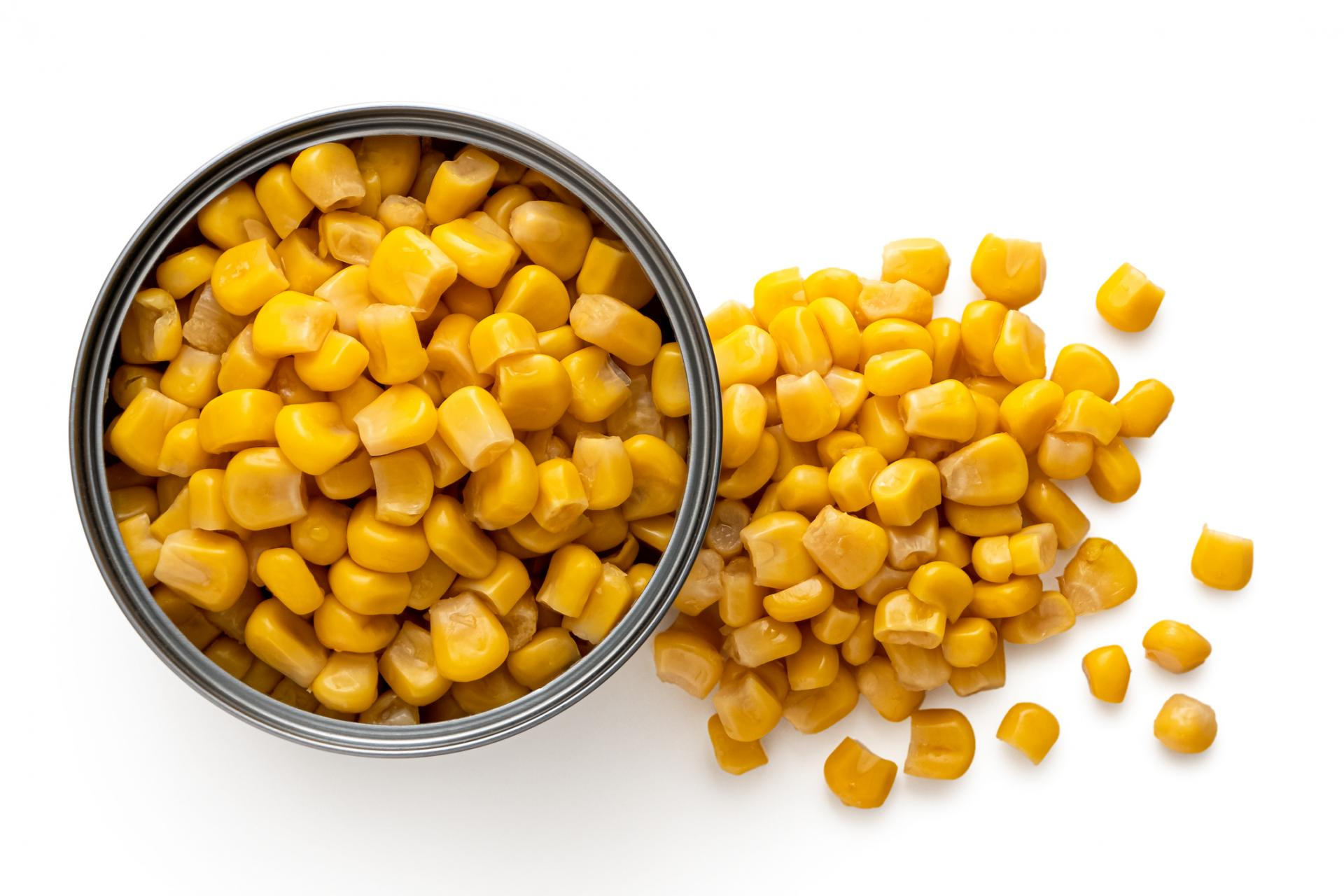 Iz domače kuhinje: Koruza je dobra v mnogih jedeh