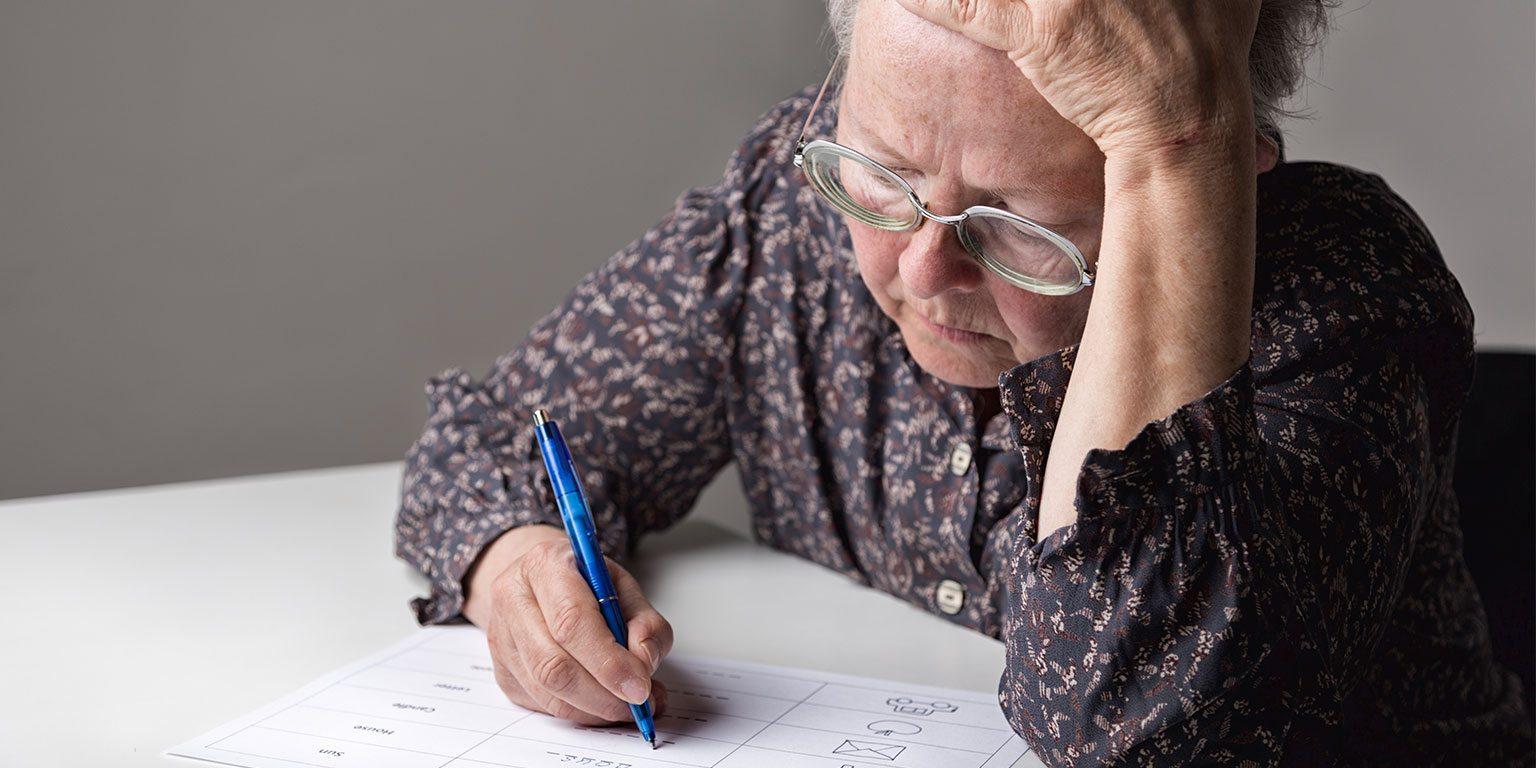Pismenost je bila težave že pred covidom-19.