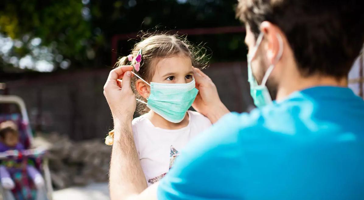 Koronavirus iz naših otrok dela male pošasti!?