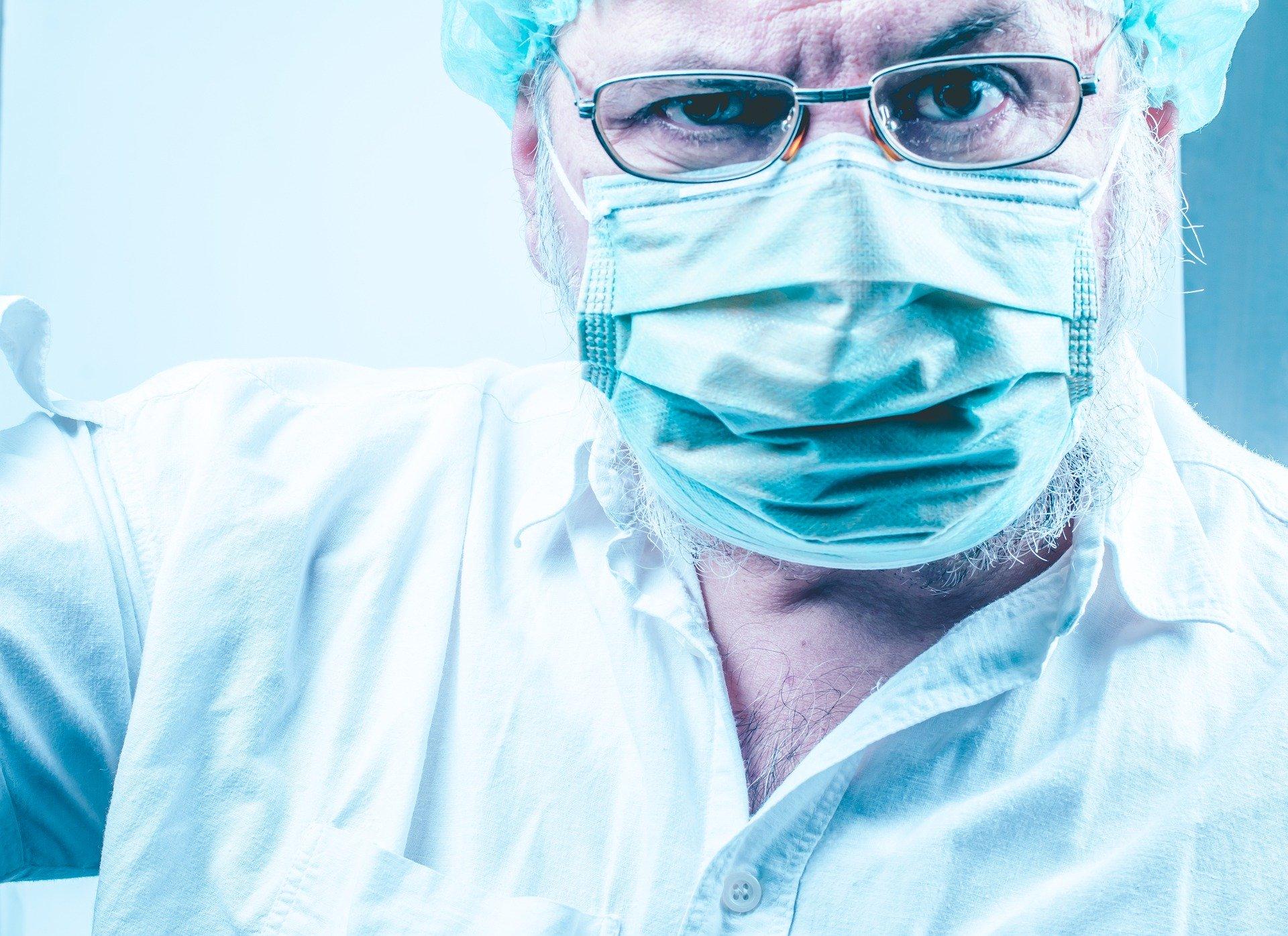 Dr. Jerman je spregovoril o resnici okoli mask, covida-19, cepljenja in vlade