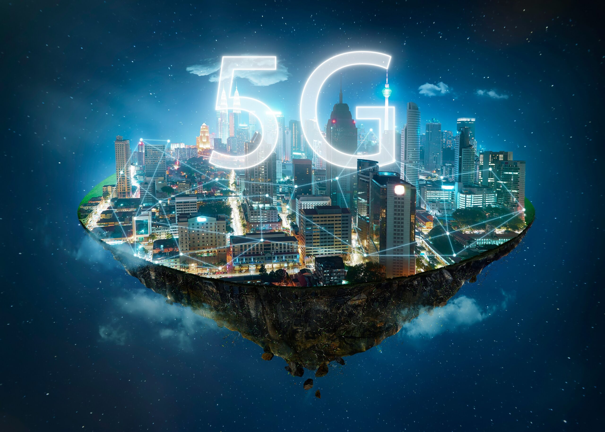 Sedem dejstev, ki jih morate vedeti o omrežju 5G