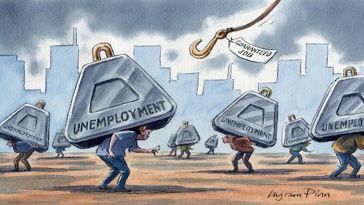 Delo lahko dobi vsak, službo pa ne. Dokler oseba ne loči tega, si išče le delo.