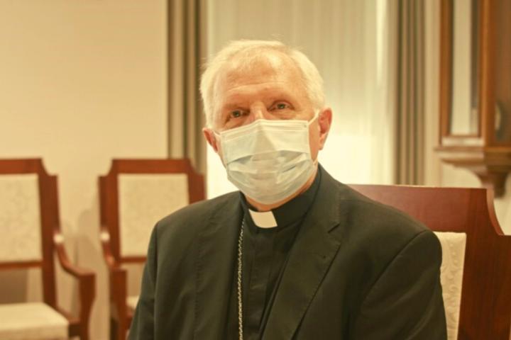 Poslanica nadškofa msgr. Stanislava Zoreta v podporo ukrepom za preprečevanje okužb s koronavirusom