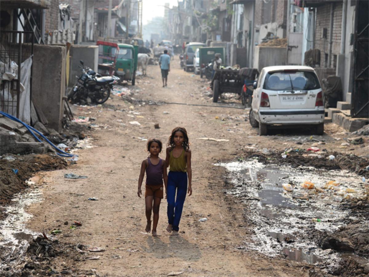 Svetovna revščina je nepotrebno zlo.