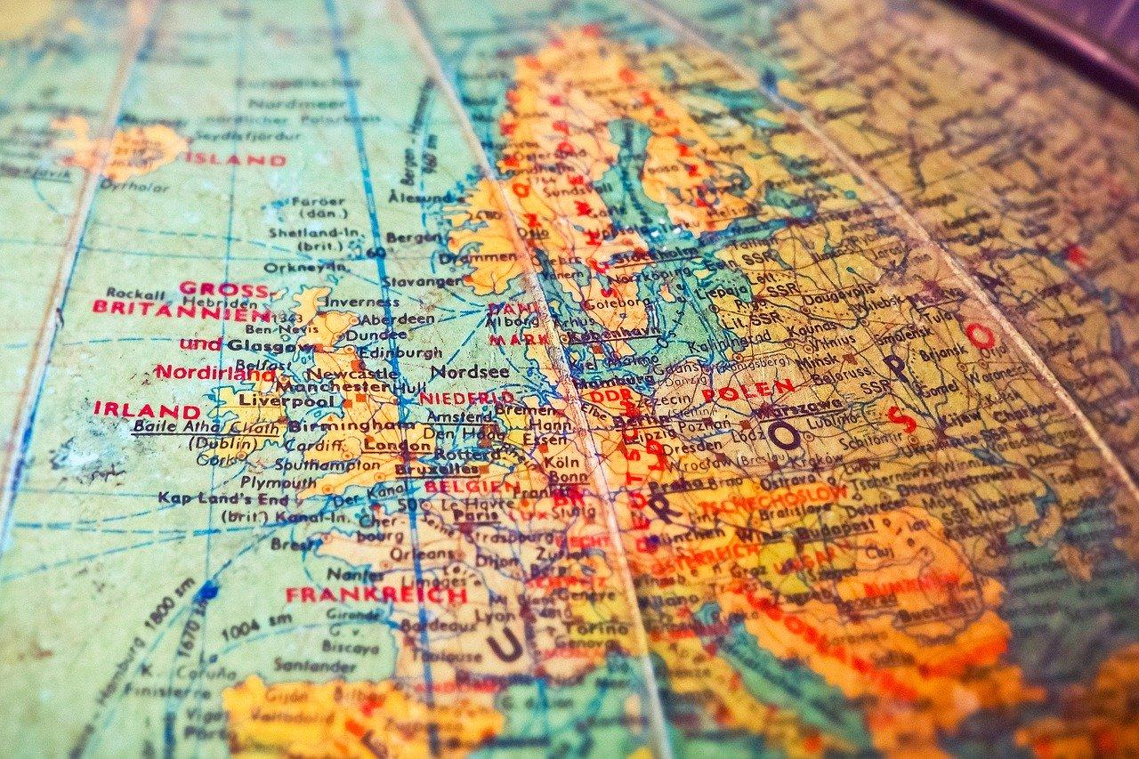 Katere so najbogatejše in najrevnejše države v Evropi?