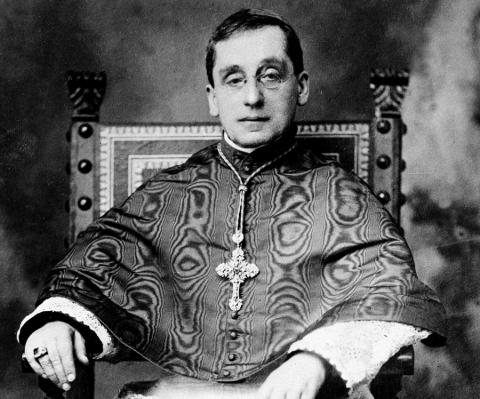 Papež Benedikt XV je sovražnik?! V Slovencu razkrili, da temu ni tako.
