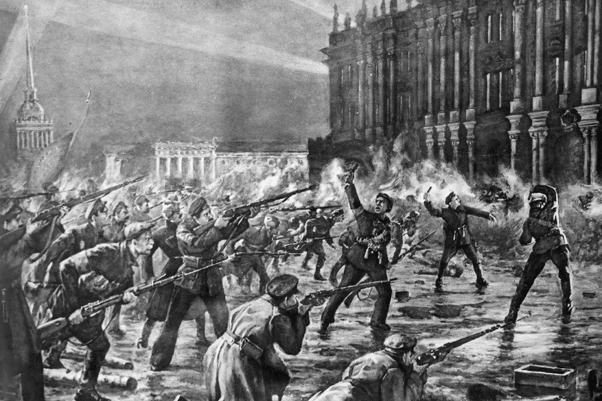 Vračanje 100 let nazaj in zavračanje vojske vodi po poti do tiranije.
