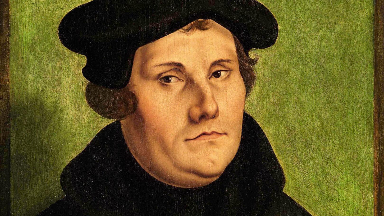 Martin Luther velja za začetnika reformacije.