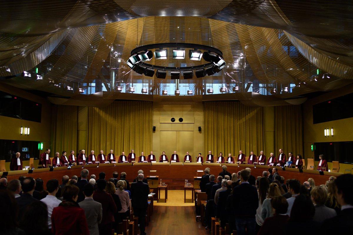 Kako uspešni smo Slovenci na Evropskem sodišču
